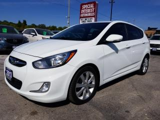 Used 2013 Hyundai Accent GLS SUNROOF !! HEATED SEATS !! BLUE-TOOTH !! for sale in Cambridge, ON