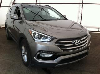 Used 2018 Hyundai Santa Fe Sport 2.4 Luxury NAVIGATION, PANORAMIC SUNROOF, LEATHER HEATED SEATING, BLIND SPOT DETECTION, HEATED STEERING WHEEL, for sale in Ottawa, ON