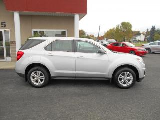 Used 2011 Chevrolet Equinox LS AWD for sale in Lévis, QC