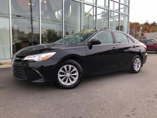 Used 2015 Toyota Camry LE AC 56$/Sem for sale in Ste-Agathe-des-Monts, QC
