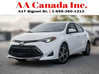 Used 2019 Toyota Corolla LE PLUS |SUNROOF| for sale in Toronto, ON
