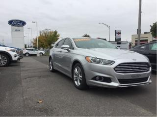 Used 2015 Ford Fusion Titanium for sale in Lévis, QC