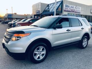 Used 2013 Ford Explorer ACCIDENT FREE|7 PASSENGER|CERTIFIED for sale in Concord, ON