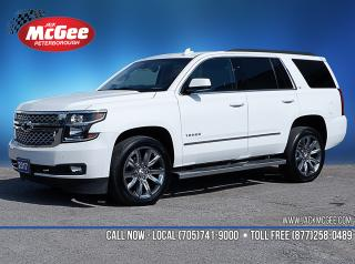 Used 2017 Chevrolet Tahoe LT for sale in Peterborough, ON