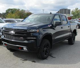 Used 2020 Chevrolet Silverado 1500 LT Trail Boss for sale in Peterborough, ON