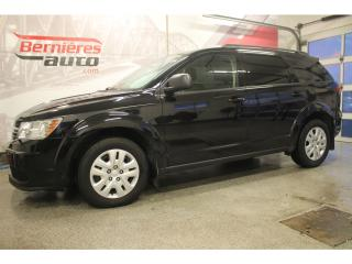 Used 2014 Dodge Journey SE for sale in Lévis, QC