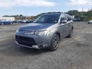 Used 2015 Mitsubishi Outlander SE  - Bluetooth -  Heated Seats for sale in Orleans, ON