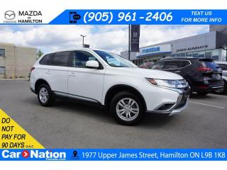 Used 2018 Mitsubishi Outlander ES | 4WD | HEATED SEATS | REAR CAM | BLUETOOTH for sale in Hamilton, ON
