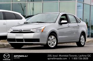 Used 2008 Ford Focus SE PROPRE FORD FOCUS S for sale in Lachine, QC