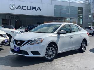 Used 2018 Nissan Sentra 1.8 SV Midnight Edition SV   SUNROOF   NOACCIDENTS   HTDSEATS   for sale in Burlington, ON