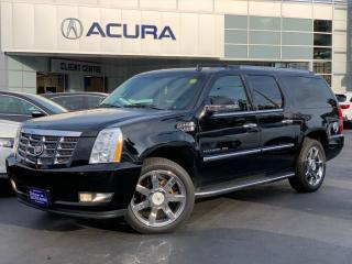 Used 2011 Cadillac Escalade ESV NAVI | DVD | BOARDS | HITCH | NEWTIRES | NEWBRAKES for sale in Burlington, ON