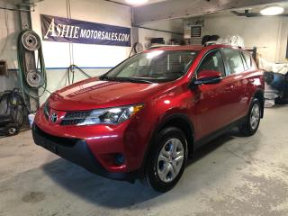 Used 2015 Toyota RAV4 FWD 4dr LE for sale in Kingston, ON