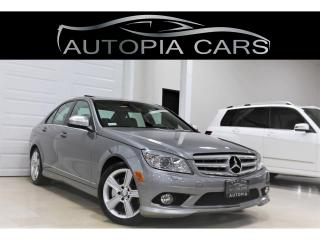 Used 2008 Mercedes-Benz C-Class 4dr Sdn 3.0L 4MATIC for sale in North York, ON