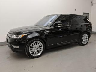 Used 2016 Land Rover Range Rover Sport HSE/DIESEL/7PASSENGER/VENTILATED SEATS/PANO!! for sale in Toronto, ON