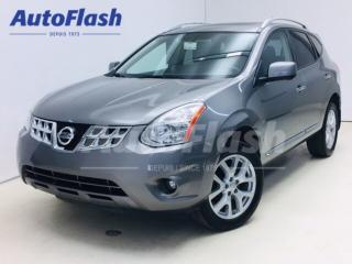 Used 2013 Nissan Rogue SL AWD *Cuir/Leather *GPS *Camera-360 *Toit/Roof for sale in St-Hubert, QC