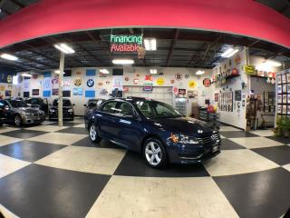 Used 2015 Volkswagen Passat 1.8 TSI COMFORTLINE AUT0 A/C LEATHER SUNROOF CAMERA 36K for sale in North York, ON