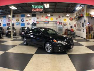 Used 2015 Honda Accord Coupe EX C0UPE AUT0 SUNROOF BACKUP CAMERA 91K for sale in North York, ON