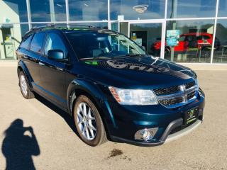 Used 2015 Dodge Journey SXT, 7 Seater, Sunroof for sale in Ingersoll, ON