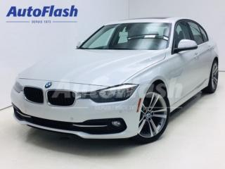 Used 2016 BMW 320 X-Drive Sport-Line Tech-Pkg *GPS/Camera* for sale in St-Hubert, QC