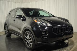 Used 2018 Kia Sportage EX+ AWD CUIR MAGS CAMERA DE RECUL for sale in St-Hubert, QC