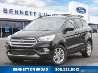 Used 2018 Ford Escape SE for sale in Regina, SK