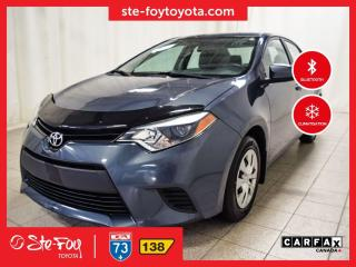 Used 2015 Toyota Corolla CE Climatiseur for sale in Québec, QC