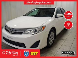 Used 2014 Toyota Camry LE Climatiseur, Caméra recul for sale in Québec, QC