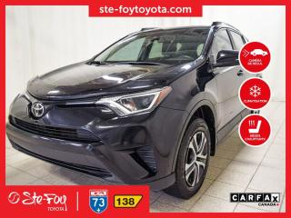 Used 2017 Toyota RAV4 LE AWD Sièges chauffants, Caméra recul for sale in Québec, QC