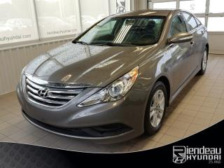 Used 2014 Hyundai Sonata GL + A/C + NAVI + CAMÉRA DE RECUL for sale in Ste-Julie, QC