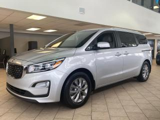 Used 2019 Kia Sedona LX+ 7 Passagers Cuir Portes Coulissantes for sale in Pointe-Aux-Trembles, QC