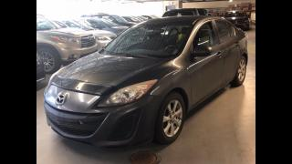 Used 2011 Mazda MAZDA3 GS MANUAL NO ACCIDENT 4CYL CERTIFIED for sale in Toronto, ON