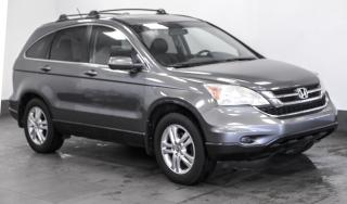 Used 2010 Honda CR-V EX-L for sale in Ste-Julie, QC