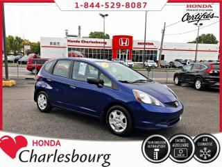 Used 2014 Honda Fit DX-A **AUTOMATIQUE**75 907 KM** for sale in Charlesbourg, QC