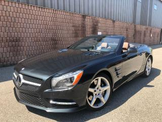 Used 2013 Mercedes-Benz SL-Class ***SOLD*** for sale in Toronto, ON