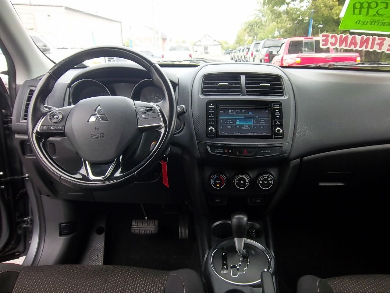 2016 Mitsubishi RVR