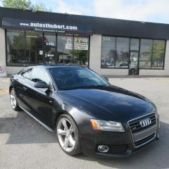 Used 2011 Audi A5 S-LINE QUATTRO 2.0T **NAVIGATION/GPS** for sale in St-Hubert, QC