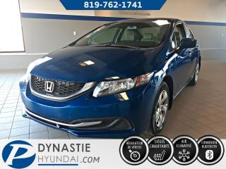 Used 2015 Honda Civic LX for sale in Rouyn-Noranda, QC