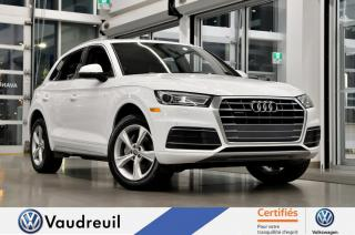 Used 2018 Audi Q5 Progressiv 2.0 TFSI * TOIT PANO * 19 PO for sale in Vaudreuil-Dorion, QC