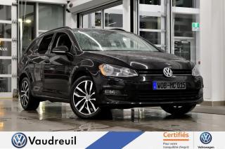 Used 2017 Volkswagen Golf Sportwagen 1.8 TSI Comfortline * DSG 4MOTION * TOIT for sale in Vaudreuil-Dorion, QC