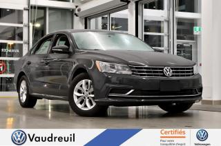 Used 2018 Volkswagen Passat Trendline+ * 16 POUCES * APP-CONNECT for sale in Vaudreuil-Dorion, QC