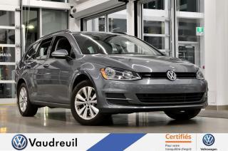 Used 2016 Volkswagen Golf Sportwagen 1.8 TSI Trendline * APP-CONNECT * CAM RE for sale in Vaudreuil-Dorion, QC