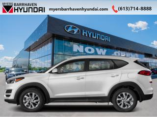 Used 2020 Hyundai Tucson Preferred w/Sun and Leather  - $107.73 /Wk for sale in Nepean, ON