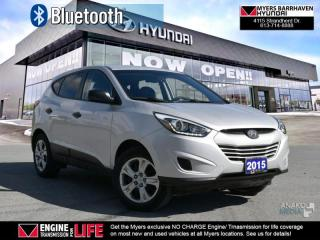 Used 2015 Hyundai Tucson GL  - Bluetooth - $75.85 /Wk for sale in Nepean, ON