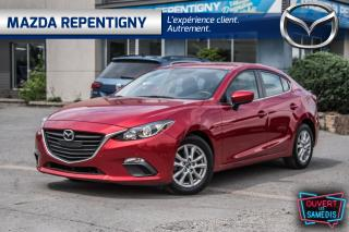 Used 2015 Mazda MAZDA3 4dr Sdn Auto Gs Automatique Camera - Bluetooth for sale in Repentigny, QC
