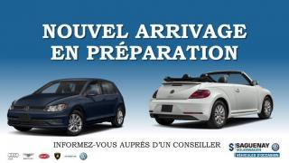 Used 2016 Volkswagen Golf TRENDLINE 5 PORTES for sale in Chicoutimi, QC