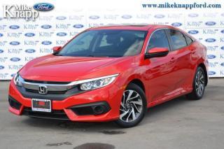 Used 2017 Honda Civic Sedan EX for sale in Welland, ON