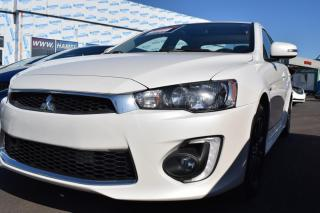 Used 2016 Mitsubishi Lancer se Limited for sale in St-Eustache, QC