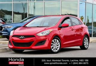 Used 2013 Hyundai Elantra GT GL  AUTO AC CRUISE AUTO AC CRUISE 8 PNEUS for sale in Lachine, QC
