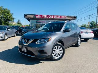 Used 2015 Nissan Rogue REARVIEW|PWRWINDOWS|CERTIFIED AND MORE! for sale in Mississauga, ON