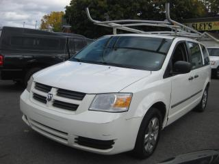 Used 2010 Dodge Grand Caravan CV 3.3L 6cyl FWD 2pass AC PL PM PW for sale in Ottawa, ON